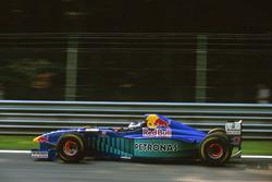 Gianni Morbidelli, Sauber C16