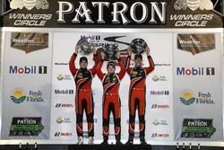 Ganador PC #38 Performance Tech Motorsports ORECA FLM09: James French, Kyle Mason, Patricio O'Ward