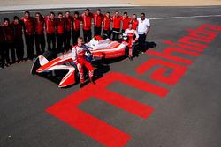 Mahindra Racing team photo