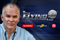 The flying lap con Peter Windsor