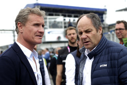 David Coulthard, Gerhard Berger, ITR Chairman