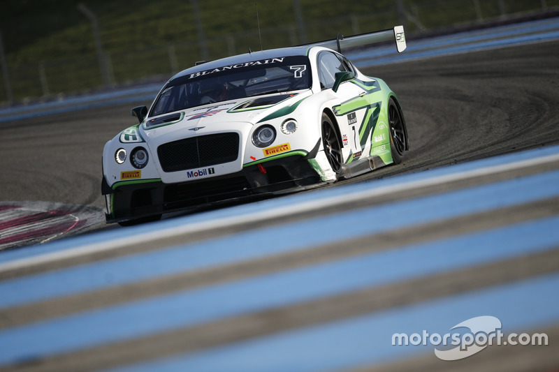 Bentley – Continental GT3