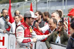 2. Mike Rockenfeller, Audi Sport Team Phoenix, Audi RS 5 DTM