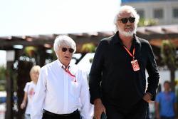 Bernie Ecclestone, Flavio Briatore