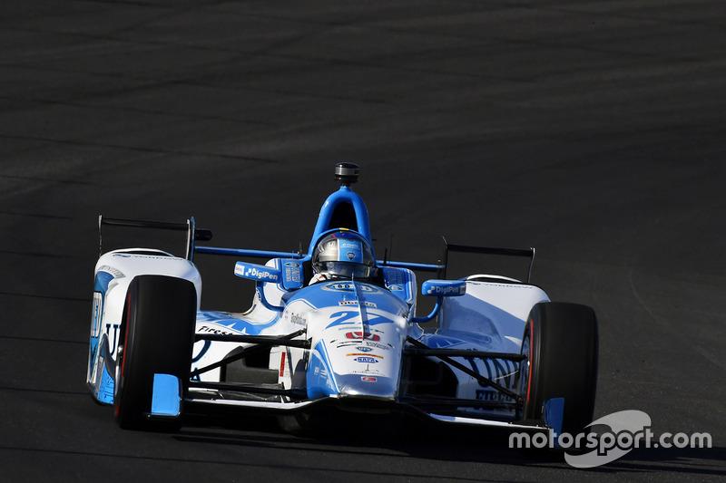 #27 Marco Andretti,  United Fiber & Data / Honda