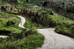 Rally Portugal roads