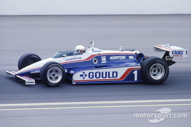 1982 - CART: Rick Mears (Penske-Cosworth PC10)