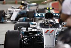 Polesitter: Valtteri Bottas, Mercedes AMG W08