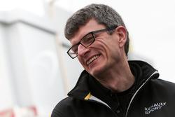 Chris Dyer, Renault Sport F1 Team Head of Vehicle Performance