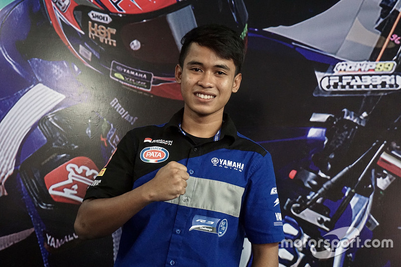 WorldSSP300: Galang Hendra, Yamaha Team MotoX Racing