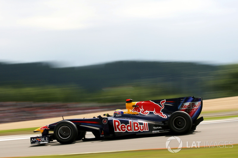 2009: Марк Уэббер, Red Bull Racing RB5