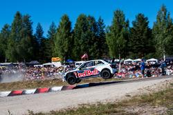 Andreas Bakkerud, EKS Audi SportAudi Communications Motorsport