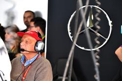 Niki Lauda, Mercedes AMG F1 Fahri Direktörü