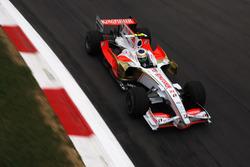 Giancarlo Fisichella, Force India VJM01