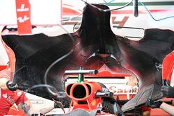 Ferrari SF70H: Motorhaube