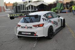 La Seat Leon DSG TCR di Jonathan Giacon
