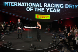 International Racing Driver of the Year is awarded to Lewis Hamilton