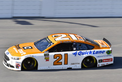 Пол Менар, Wood Brothers Racing, Omnicraft Auto Parts \ Quick Lane Tire & Auto Center Ford Fusion