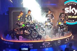 Sky racing team presentation