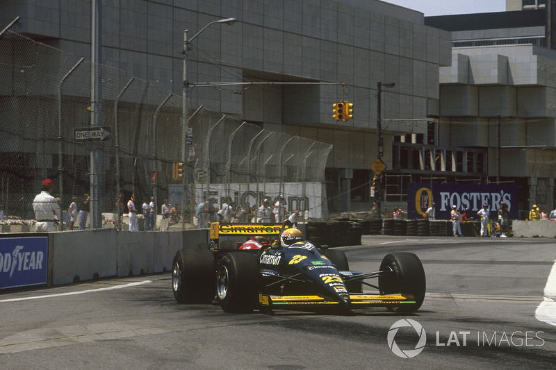 11. Pierluigi Martini (118 Grandes Premios)