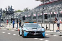 El BMW Safety Car