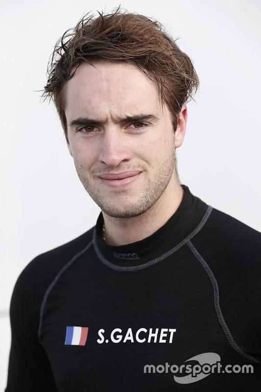 Simon Gachet, Panis-Barthez Competition