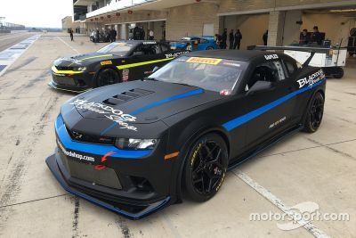 Presentation: Blackdog Speed Shop Chevrolet Camaro Z/28.R
