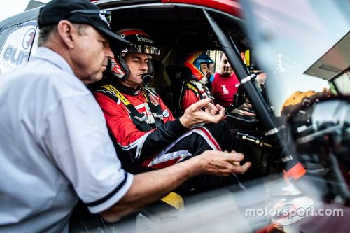 Essais d'Alonso avec Toyota en Arabie Saoudite