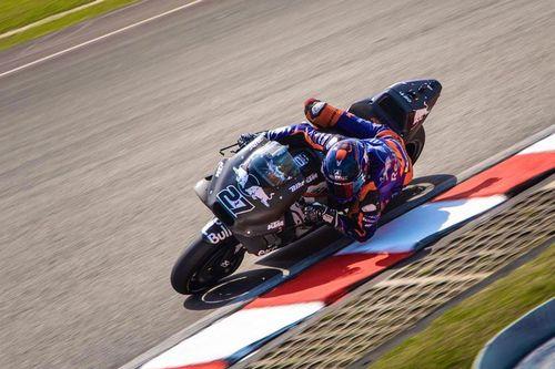 MotoGP-Shakedown-Test in Sepang