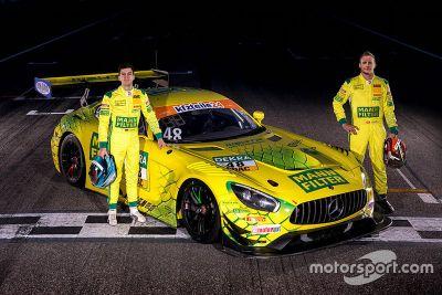 HTP Motorsport announcement