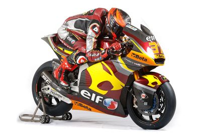 Marc VDS Racing Team renk düzeni
