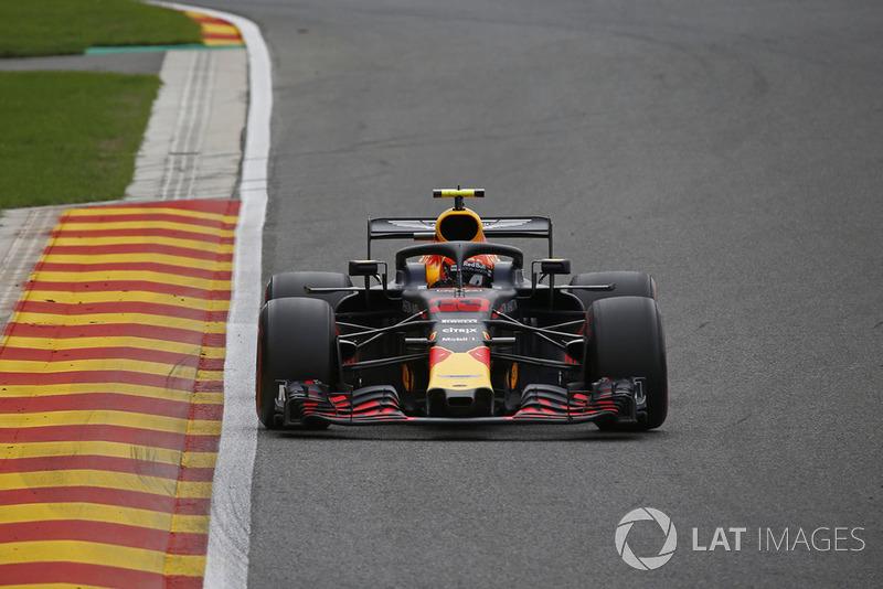 5 місце — Макс Ферстаппен, Red Bull