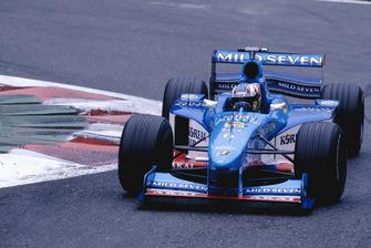Alexander Wurz, Benetton B198 Playlife