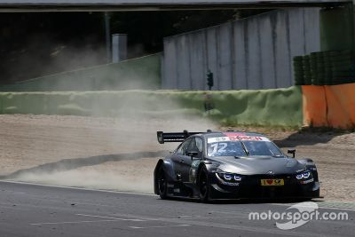 Alex Zanardi testet DTM