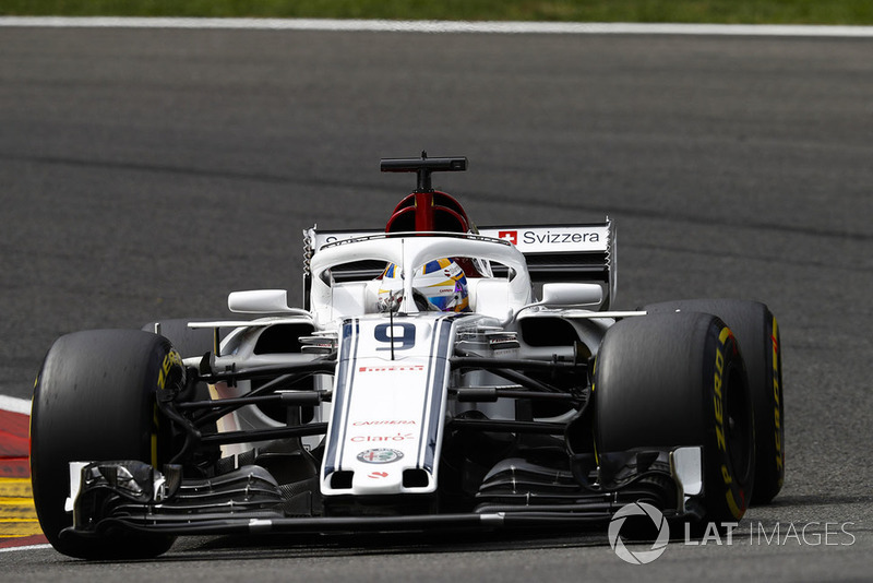 17. Маркус Ерікссон, Sauber — 6