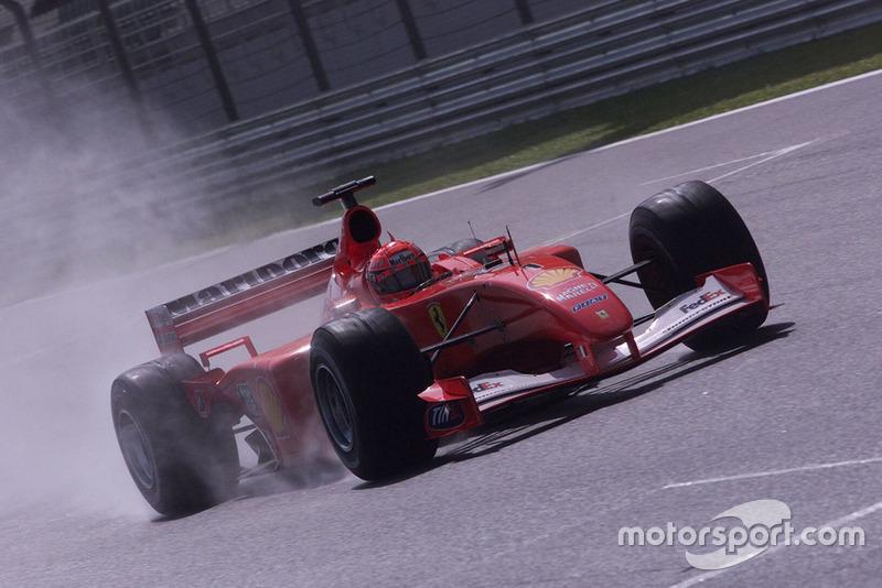 Гран При Малайзии 2001