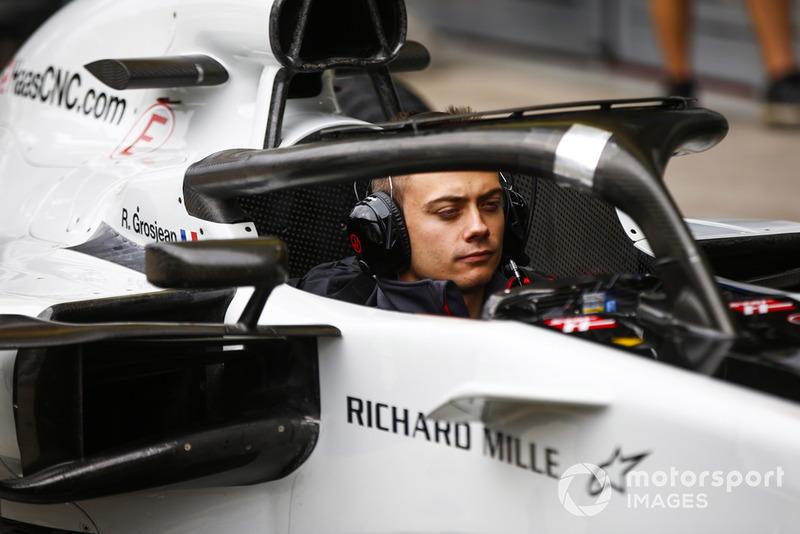 Technikai galéria - Brazil Nagydíj - csütörtök - F1 2018