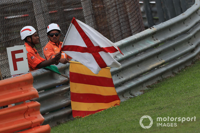 Bandiere per la pioggia