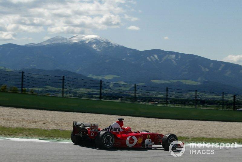 2003 Austrian Grand Prix