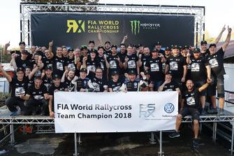 Team Champion PSRX Volkswagen Sweden