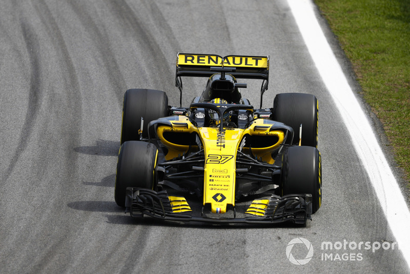 10 місце — Ніко Хюлькенберг, Renault