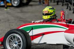 Helm von Mick Schumacher, Prema Powerteam