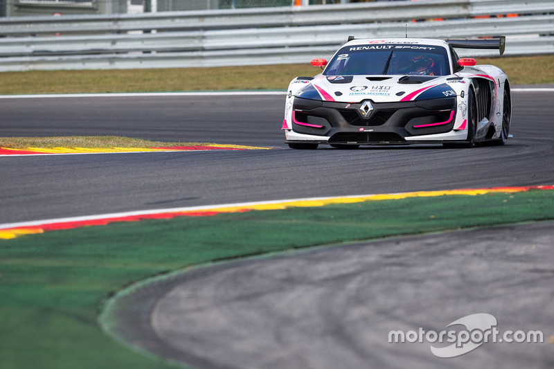 #2 R-ace GP Racing, Renault RS01: Raoul Owens, Fredrik Blomstedt