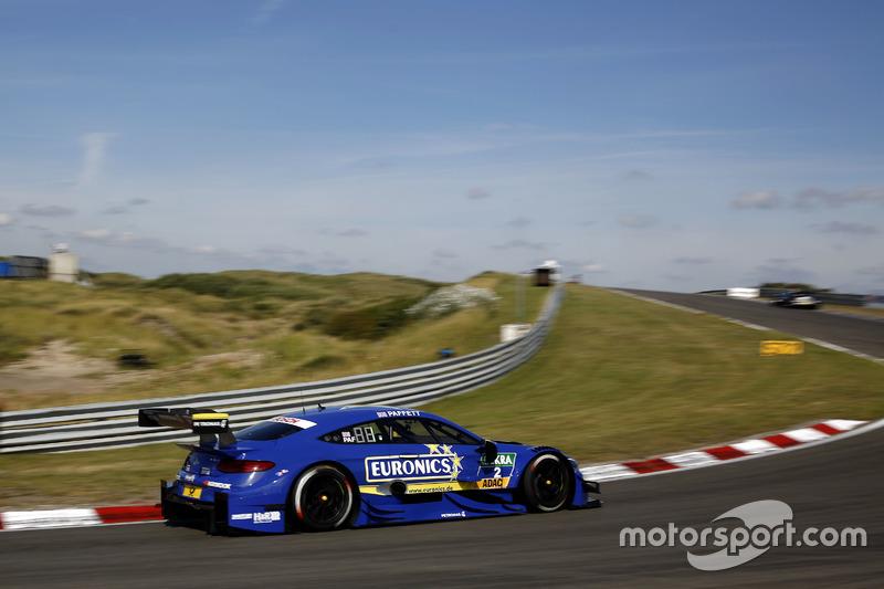 4. Gary Paffett, Mercedes-AMG Team ART, Mercedes-AMG C63 DTM
