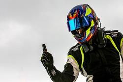 Esteban Gini festeja vitória na corrida 2 em Termas de Río Hondo