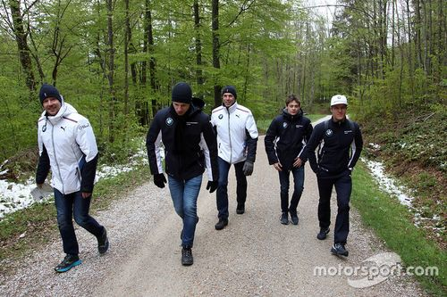BMW Motorsport Juniors drivers announcement