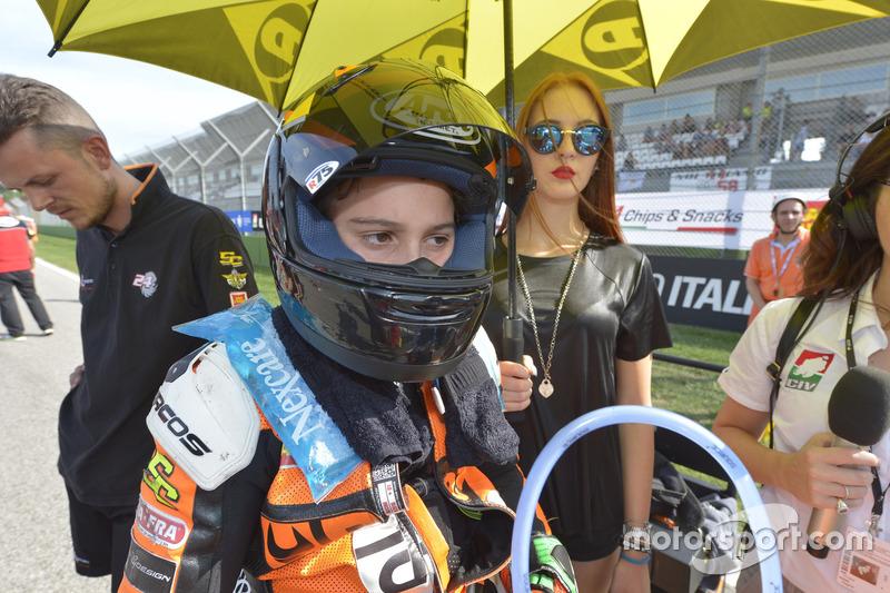 Leonardo Taccini, Speed Up