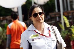 Monisha Kaltenborn, Sauber Director del equipo