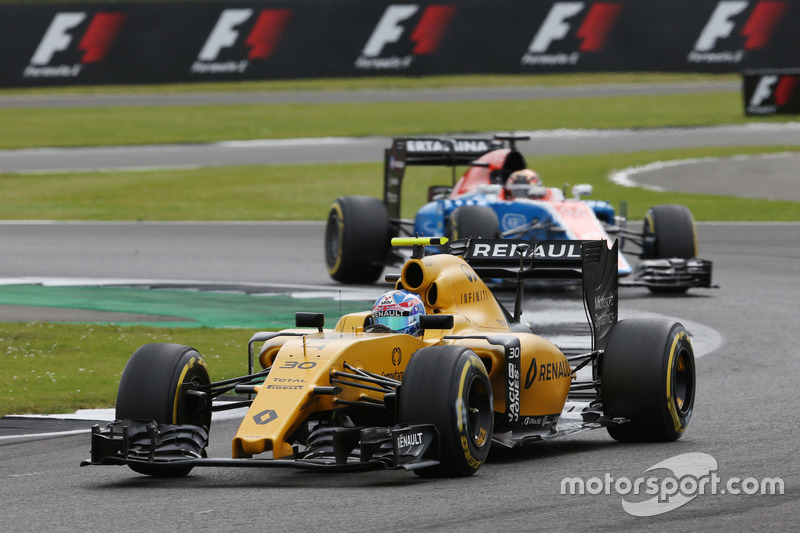 18: Jolyon Palmer, Renault Sport F1 Team RS16