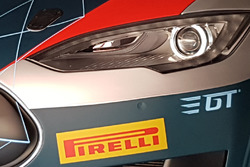 Electric GT Championship, marchio Pirelli